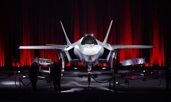 F-35 savaş uçaklarının 11 tanesi israil`e teslim edildi bile