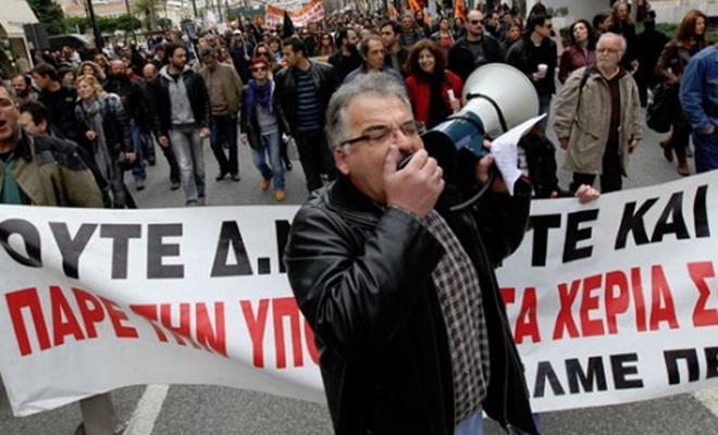 Yunanistan`da sağlık çalışanları grevde