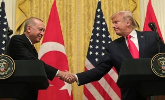 Trump: Verimli bir görüşme gerçekleştirdik