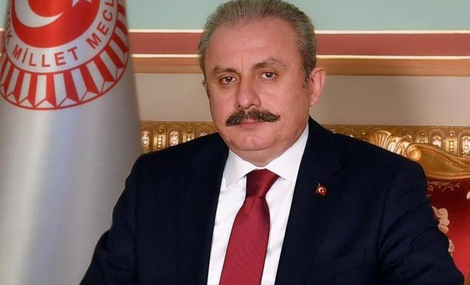 TBMM Başkanı Şentop'tan Lübnan açıklaması