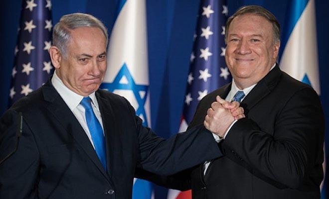 Pompeo, Corbyn'e karşı Yahudi liderlere söz vermiş