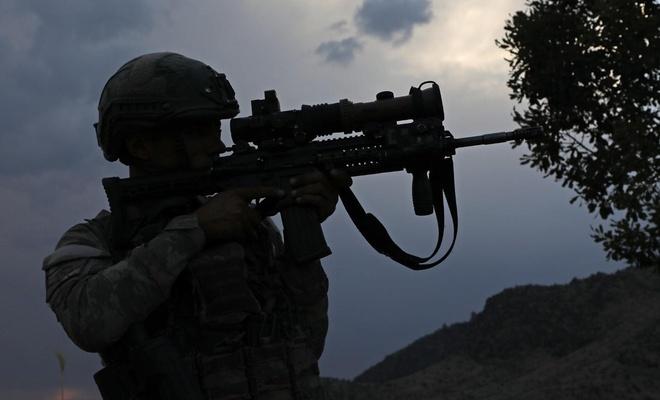 MSB: Avaşin'de 3 PKK'li öldürüldü