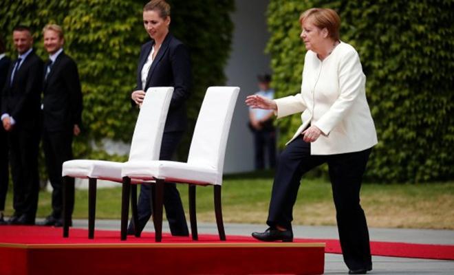 Almanya Başbakanı Merkel tatile çıktı