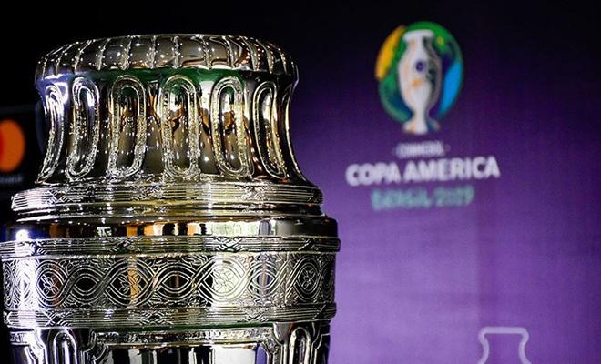 Kupa Amerika'nın en iyi 11'i belli oldu, Messi listede yok