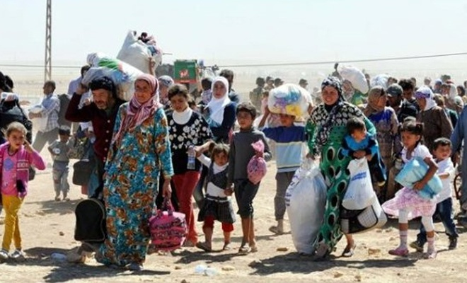 Suriyeliler anlaşmalı şekilde dönüyorlar