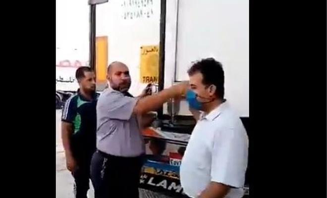 Darbeci Sisi'nin gönderdiği yardım tırından bakın ne çıktı!