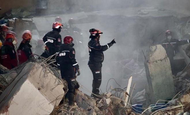 Kartal'da çöken binada hayatını kaybedenlerin sayısı 21'e yükseldi