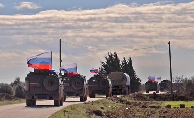 Rusya, Serakib'deki askerlerini çekti
