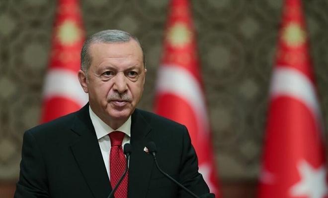 Erdoğan'dan Birleşmiş Milletler oturumunda önemli açıklamalar!