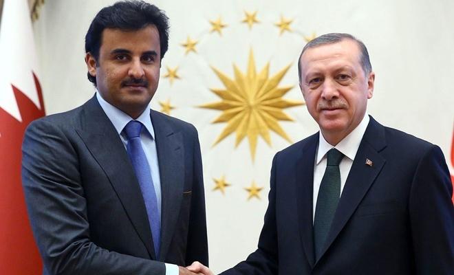 Türkiye Suriye'de Suudi ve BAE'nin Başını Çektiği Koalisyona Karşı