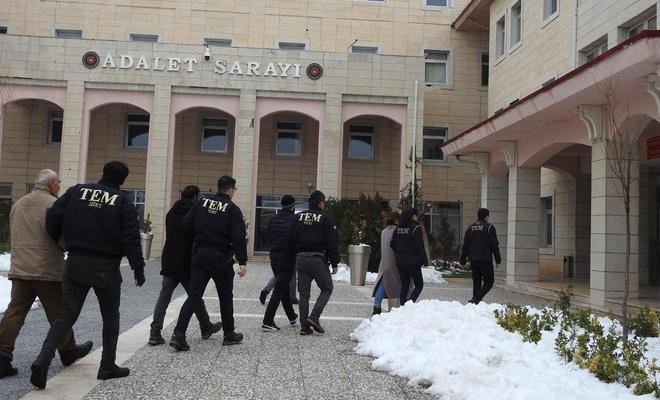 Siirt'te PKK'ye eş zamanlı operasyon: 16 gözaltı