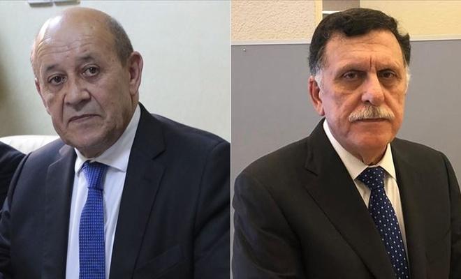 Fransa'dan Libya girişimi