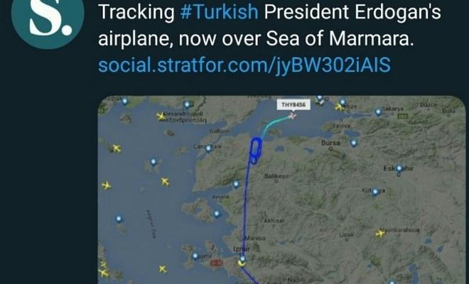 15 Temmuz'da Erdoğan'ın rotasını yayımlayan ismi Türkiye'ye kim davet etti
