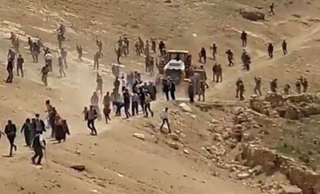 Van'daki yıkım esnasında köylülere ateş açıldığı iddialarına kaymakamlıktan açıklama