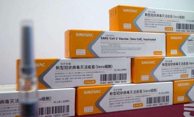 Sağlık Bakanlığı KKTC'ye 26 bin doz Sinovac aşısı daha gönderdi