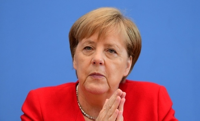 Merkel'den iade edilen DAİŞ'liler ile ilgili açıklama