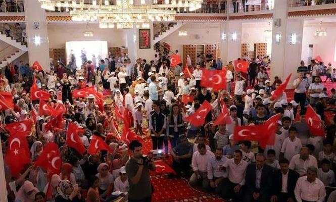 Mardin`de 15 Temmuz programı