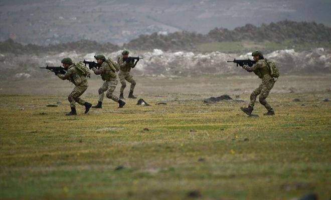 Çiftçilere ateş açtığı belirtilen 3 PKK/YPG'li öldürüldü