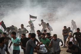 Gazze ablukasını kırma girişimi engellendi