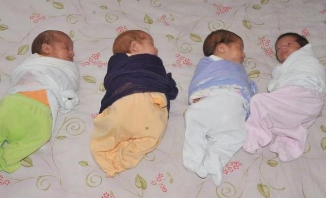 Çoklu doğumlara 150 lira aylık destek verilecek