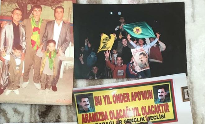 İzmir`de PKK operasyonu