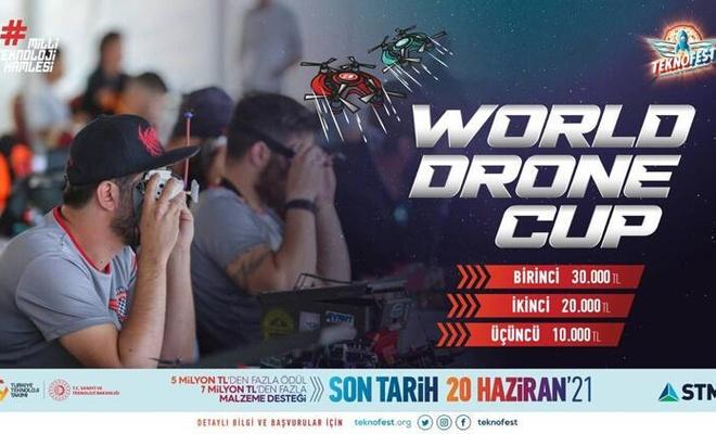 Drone yarışçıları TEKNOFEST'de yarışmak için gün sayıyor
