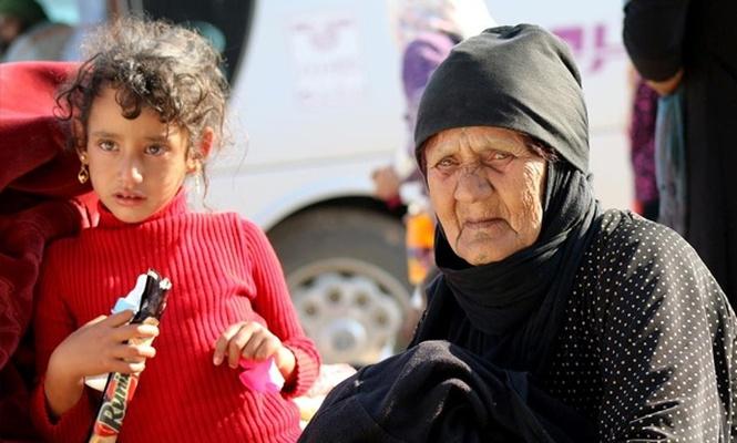 Suriye`de karşılıklı tahliyeler tamamlandı