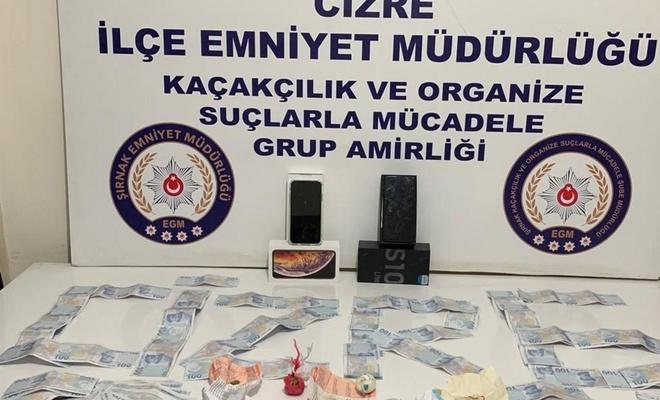 Şırnak'ta 'sahte para' operasyonu: 3 gözaltı