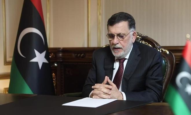 Libya Başbakanı Serrac görevi bırakacağını açıkladı