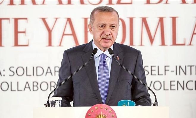 Cumhurbaşkanı Erdoğan: Müslümanlar olarak ümmet bilincini daima gözeteceğiz