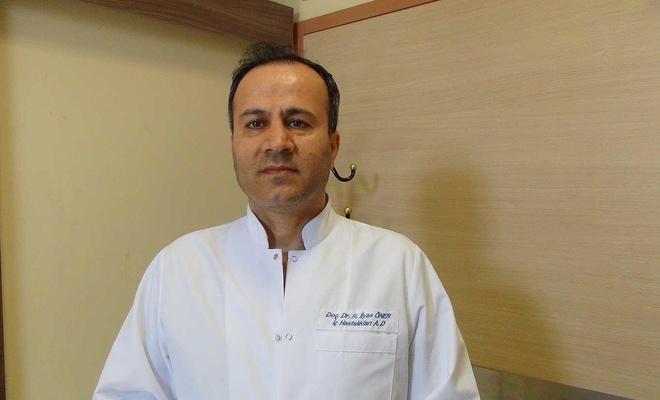 """Doç. Dr. R. İlyas Öner """"Hastalığı yenmenin tek çaresi bulaşmasını engellemektir"""""""