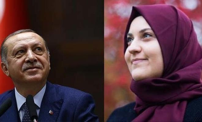 Erdoğan'ın yeni danışmanı Şeyda Nur Karaoğlu atandı