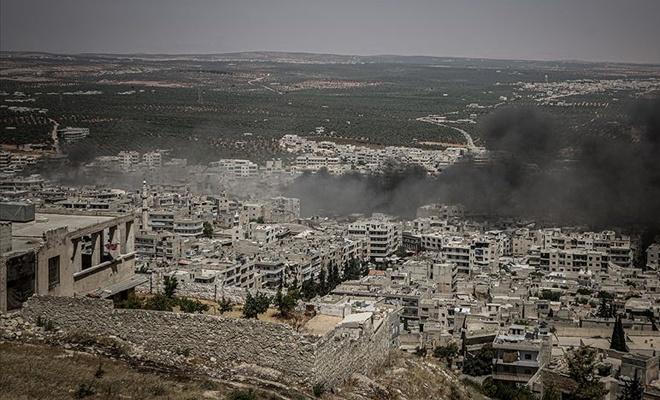 BAAS rejimi sivilleri vurmaya devam ediyor!
