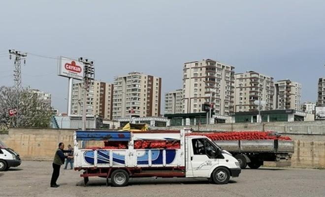 Diyarbakır'da 5 bin 844 ton patates ve soğan dağıtıldı