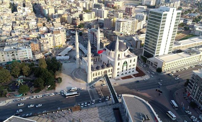 11 Nisan Kurtuluş Camii'nin açılışı ertelendi
