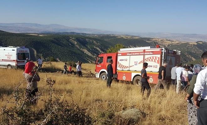 Kırıkkale`de traktörün römorku devrildi: 15 yaralı