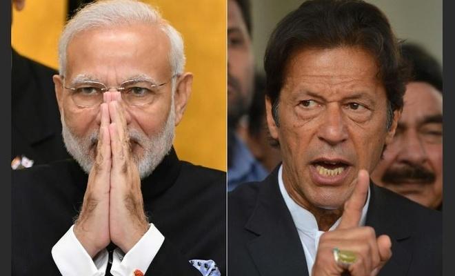 İmran Han'dan Modi'ye tehdit gibi sözler