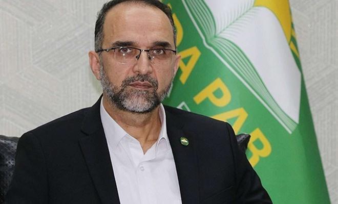 HÜDA PAR Chairman Sağlam issues a message on Laylat al-Qadr