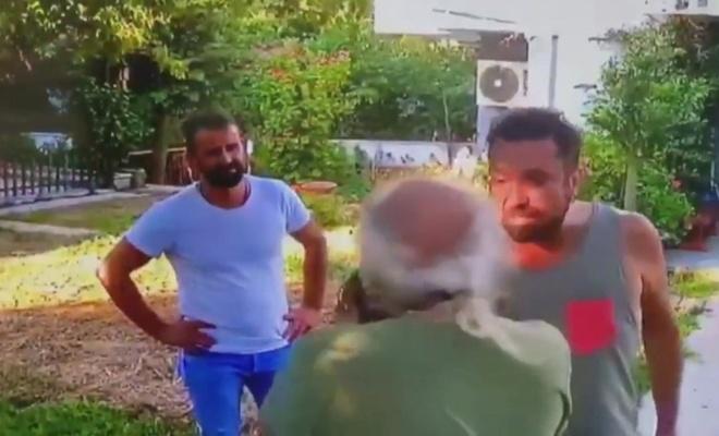 Halil Sezai: Odun parçasını şaka amacı ile kendisine uzattım