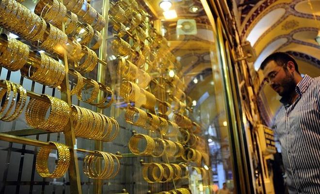 Kapalıçarşı'da gram altın günü 276,90 liradan kapattı