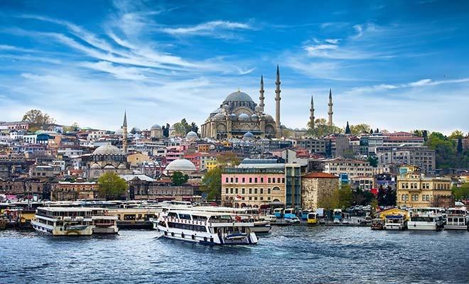 İstanbul'a rekor ziyaretçi
