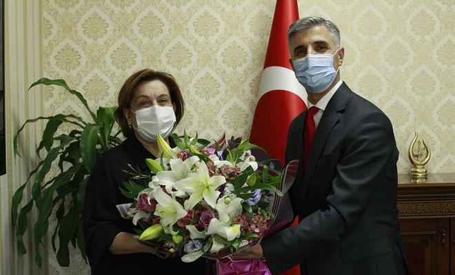 Gaziantep Üniversitesi Hastanesi'nde devir teslim töreni gerçekleşti