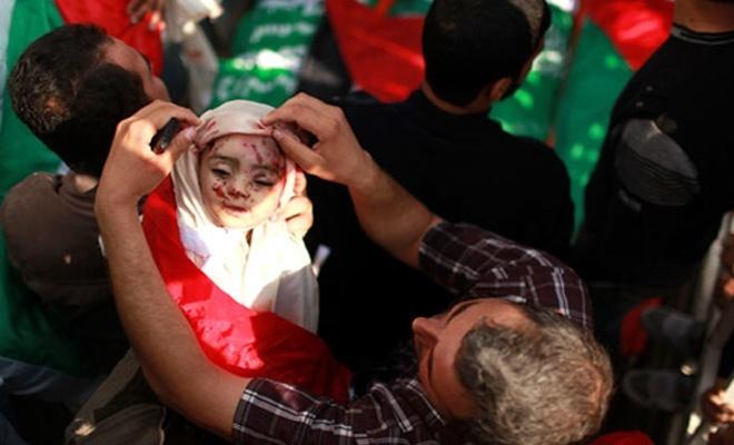 BM'den işgalci israil'e tepki