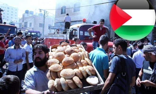 Filistin'de enflasyon Haziran ayında azaldı