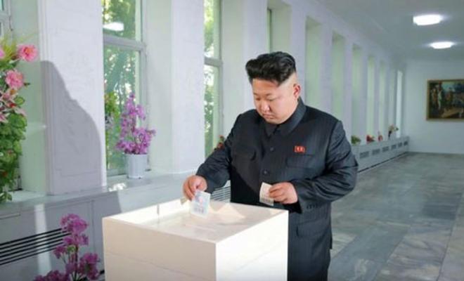 Herkes Kim'e oy vereceğini biliyor