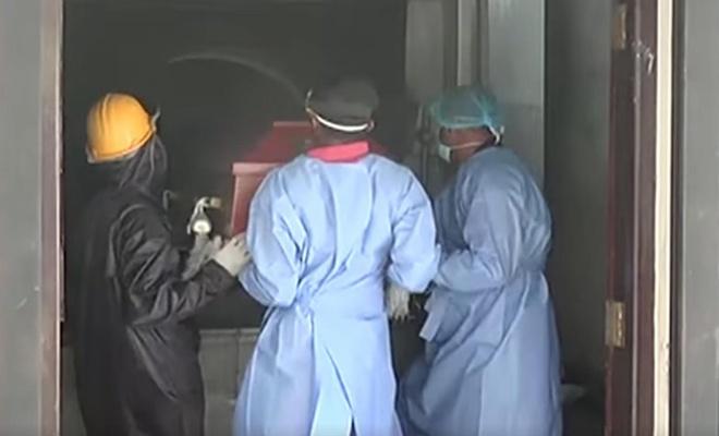Sri Lanka'da Coronavirus'ten hayatını kaybeden Müslümanlar zorla yakılıyor