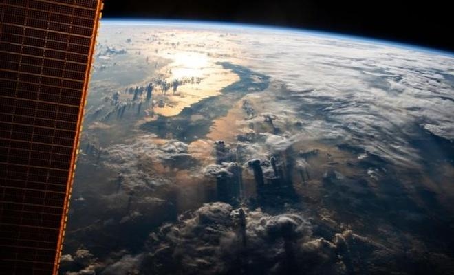 NASA, 402 km yükseklikten dünya'nın fotoğraflarını paylaştı