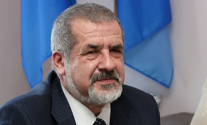 Kırım Tatar Milli Meclisi Başkanı: Rusya'yı Yarımada'dan çıkarmak için sert ambargolar gerekiyor
