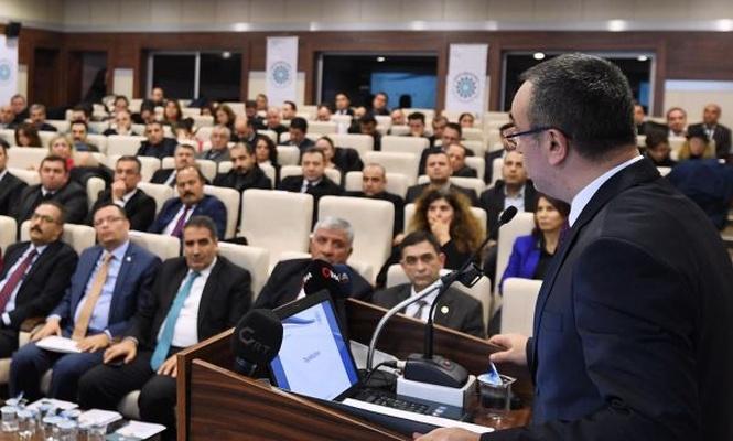 İKA 2019 Mali Destek Programları tanıtımı yapıldı