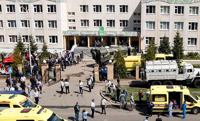 Rusya'da üniversitede silahlı saldırı: Ölü sayısı artıyor